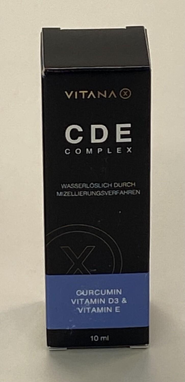 CDE Complex Vitana X