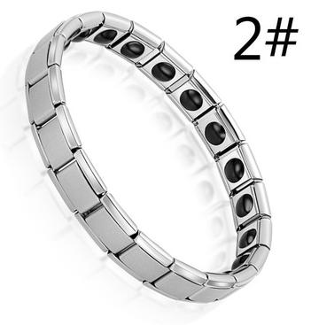 Germanium-Armband Silber für Frauen