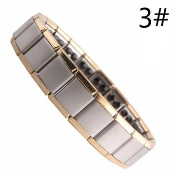 Germanium-Armband Gold für Männer