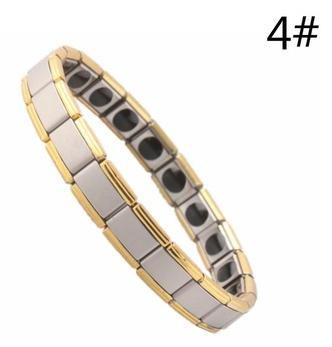 Germanium-Armband Gold für Frauen