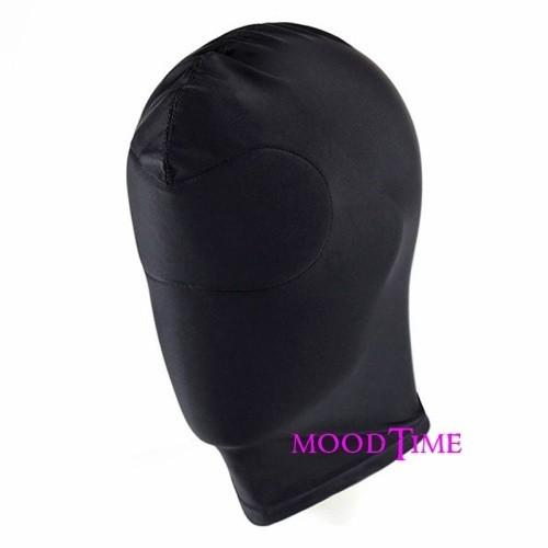 Fetish Closed Hood Bondage - Slave Headgear   moodTime