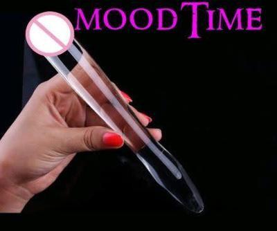 Borosilicate Crystal Glass Massager   moodTime
