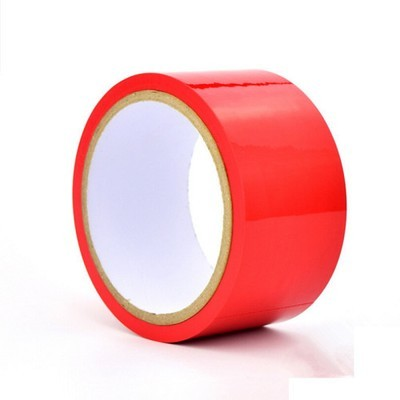 Red Static Adult Bondage Tape For Couples | moodTime