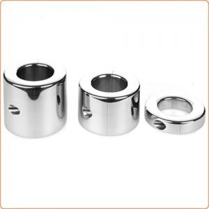 Stainless Steel Ball Stretcher   moodTime