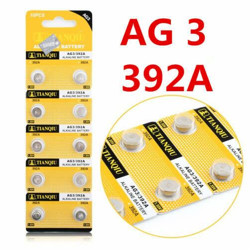LR41 / AG3 1.5V 10pcs   moodTime
