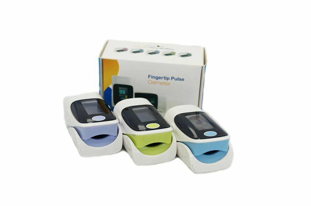 SpO2 / Heart Rate Monitor Fingertip Pulse Oximeter | moodTime