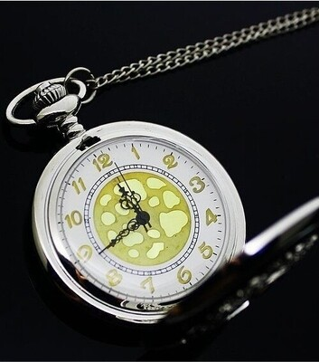 Elegant Steel Pocket Watch | moodTime