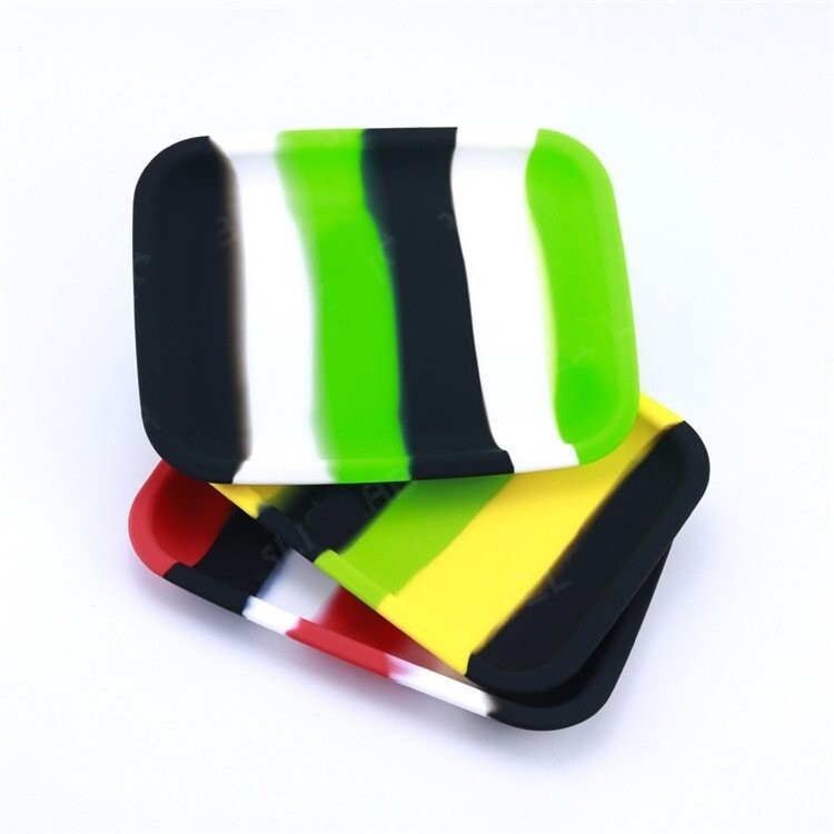 Silicone Rolling Tray Weed Smoking Accessory | moodTime