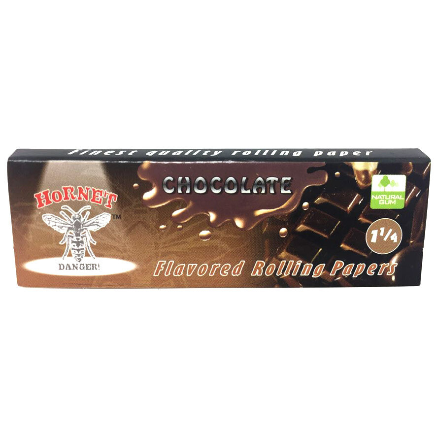 Chocolate Rolling Paper 1 1/4 | moodTime