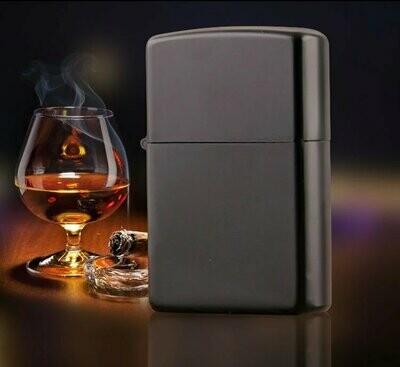 Quality Wind Proof Kerosene Lighter - Black | moodTime