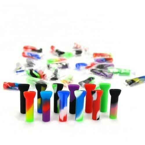 Silicone Filter Tips Weed Accessory   moodTime