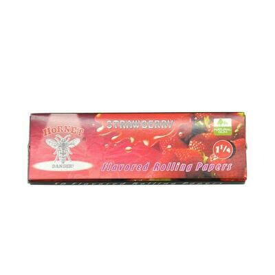 Strawberry Rolling Paper 1 1/4   moodTime