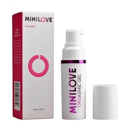 Minilove Orgasmic Gel For Women | moodTime