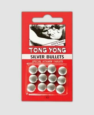Tong Yong Silver Bullets 12's | moodTime