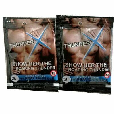 Thunder X (3 herbal tablets) | moodTime