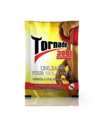 Tornado 3000 Sexual Enhancer (6 tablets) | moodTime