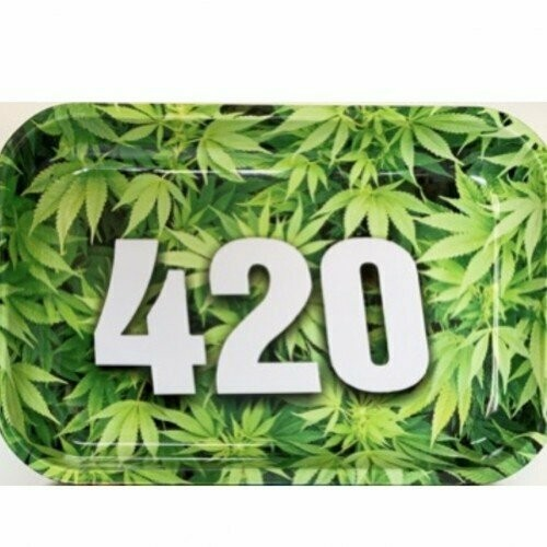 Quality Large Metal Weed Rolling Tray | moodTime