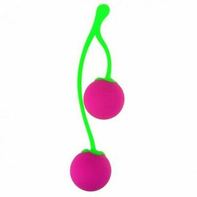 Cherry Geisha BenWa Smart Ball - Kegel Exercise Sex Toy | moodTime