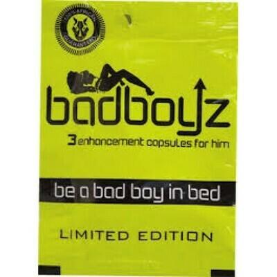 Bad Boyz (3 capsules) | moodTime
