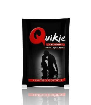 Quikie (3 power capsules) | moodTime