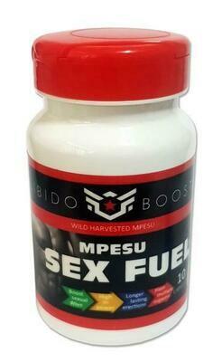 Mpesu - Sex Fuel (10 capsules) | moodTime