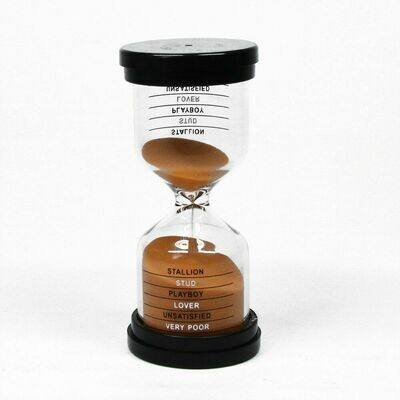 Sex Timer Sand Glass Performance Timer | moodTime