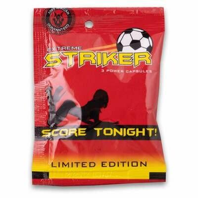 Striker Sexual Enhancer Capsules (3 tablets)   moodTime