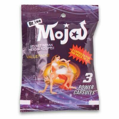 Dr Lee Moja Capsules (3 tablets)   moodTime