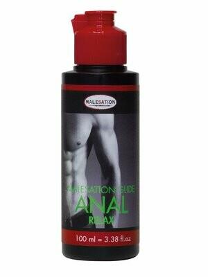 Malesation Anal Relax Waterbased Lube - 100ml | moodTime