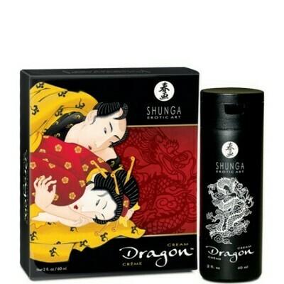 Shunga Dragon Virility Cream - 60ml   moodTime
