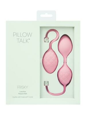 Swan Pillow Talk Frisky Swarovski | moodTime