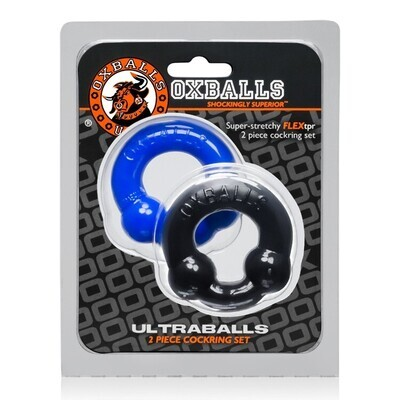 Oxballs Ultra Balls Ring 2 Pack | moodTime