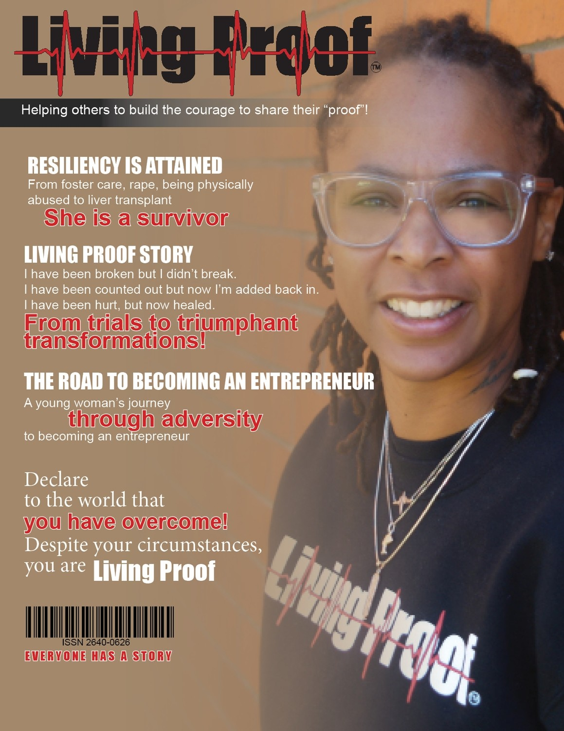 Living Proof Magazine - March 2019 Issue
