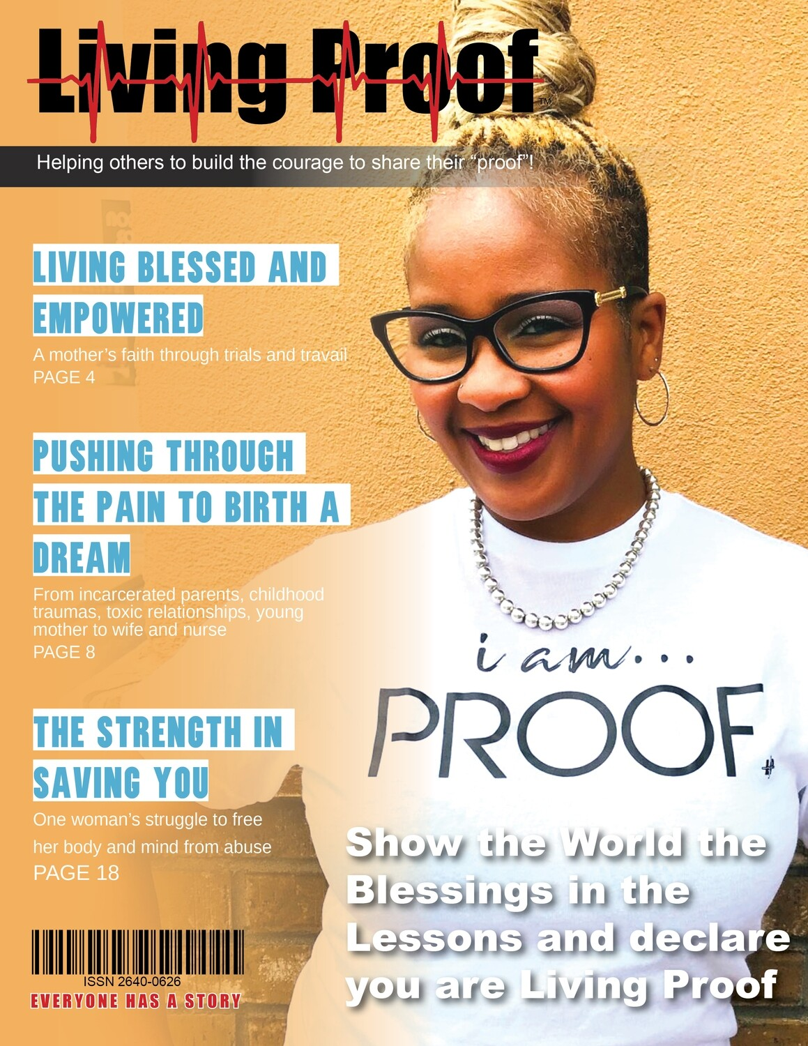 Living Proof Magazine - June 2019 Issue