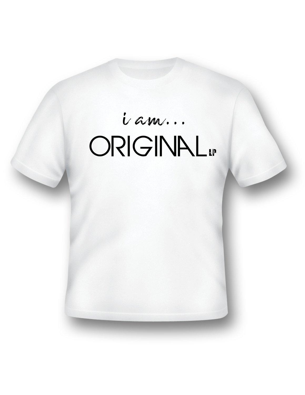 """i am ORIGINAL"" Crew Neck Tee (Pre-Order Only)"