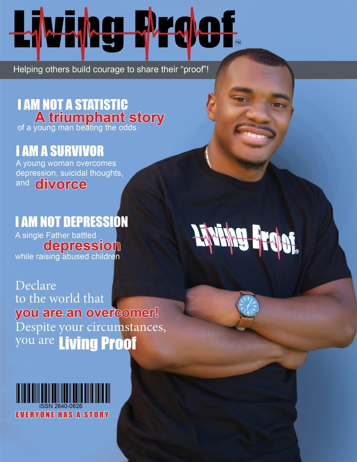 Living Proof Magazine - December 2018 Issue