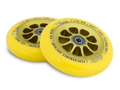 WHEELS RIVER RAPID YELLOW