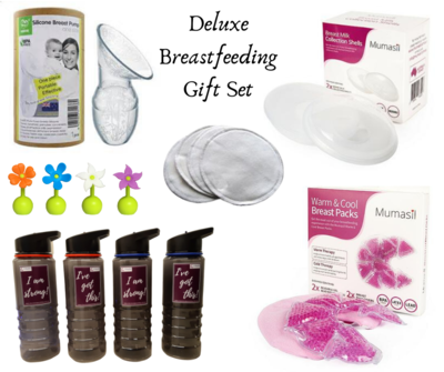 Deluxe Breastfeeding Gift Set
