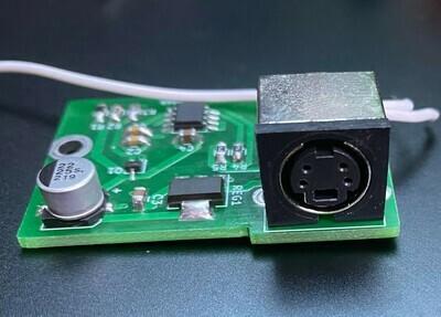 ZX Spectrum S-Video Modulator replacement.