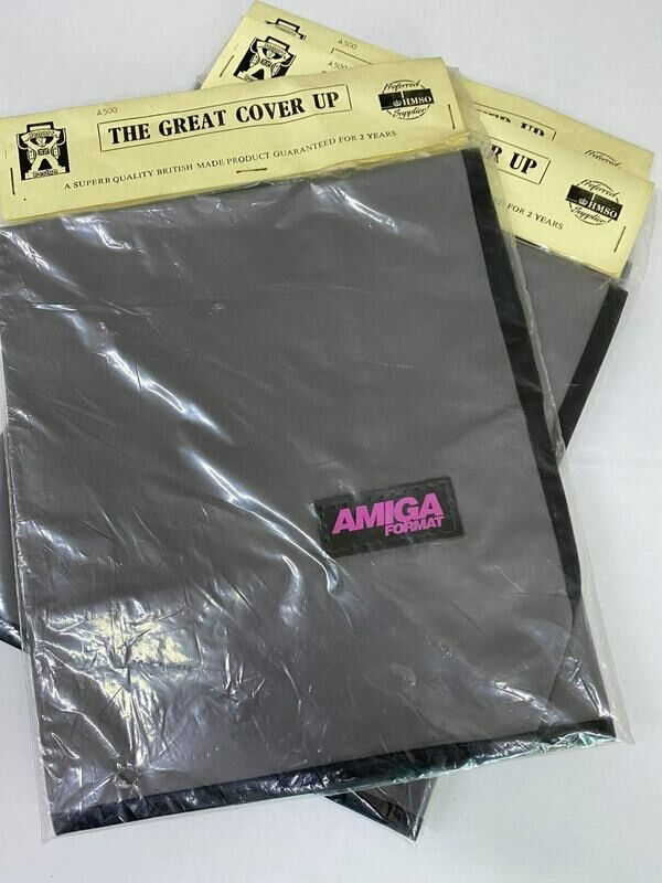 Amiga A500/A500+ Dust covers (NOS)