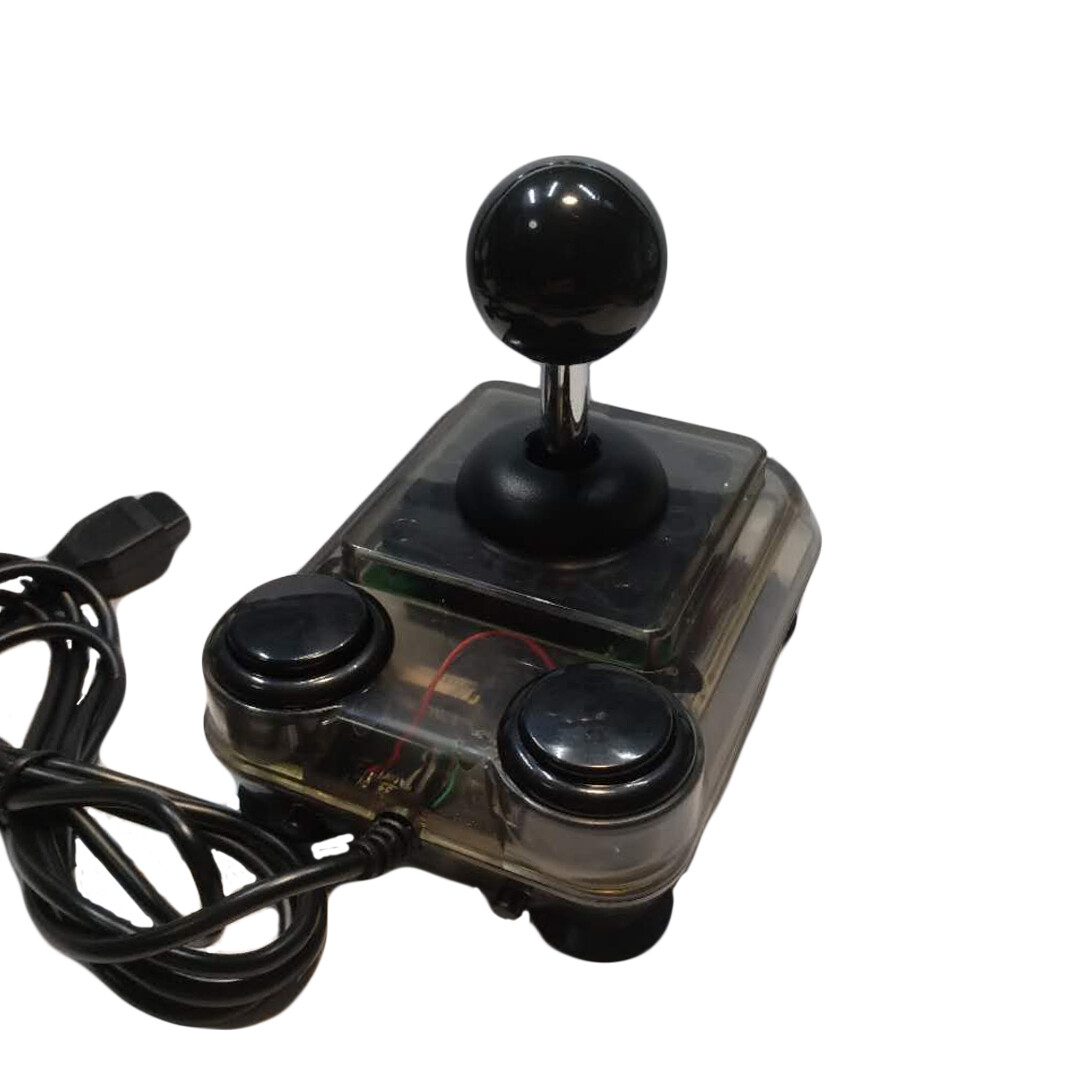 Transparent Black ArcadeR Joystick