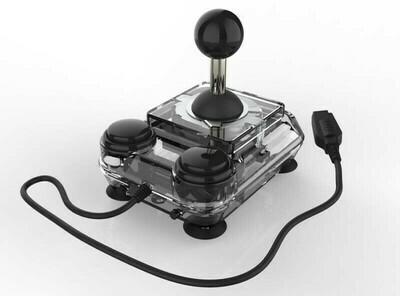 * Pre - Order * : Transparent ArcadeR Joystick