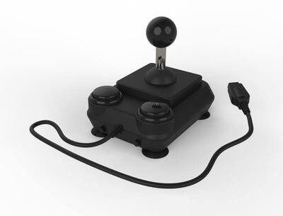 * Pre - Order * : Black ArcadeR Joystick