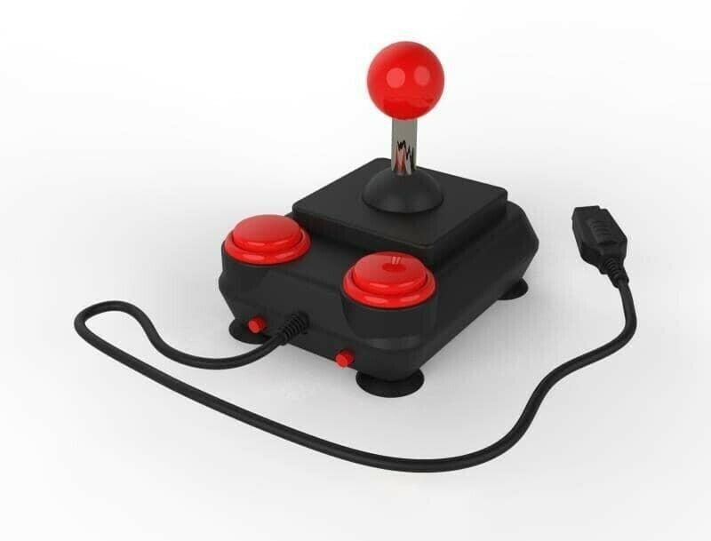 Black / Red ArcadeR Joystick