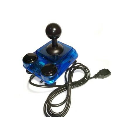 * Pre - Order * : Transparent Blue ArcadeR Joystick