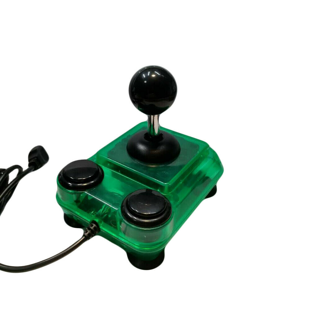 * Pre Order * : Transparent Green ArcadeR Joystick
