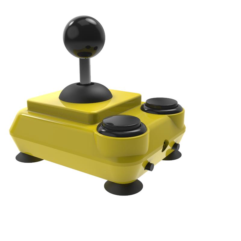 * Pre - Order * : Yellow ArcadeR Joystick