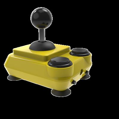 Yellow ArcadeR Joystick