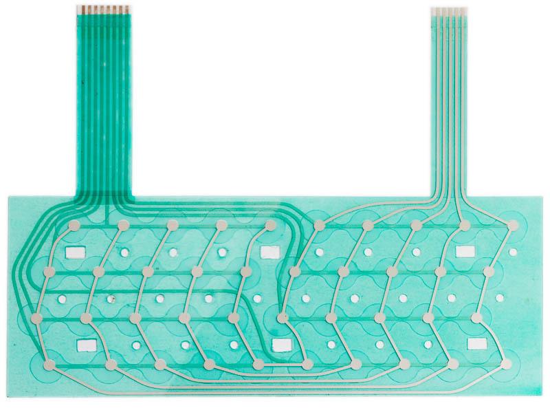 ZX Spectrum 16k/48k keyboard membrane