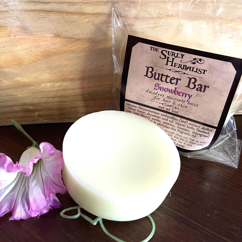 Butter Bar - Snowberry